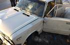 У Хусті п'яний водій на ВАЗ вдарився в паркан приватного будинку