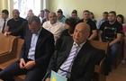 У суді мера Ужгорода захищає потужна група підтримки на чолі з головою ОДА Москалем (ФОТО)