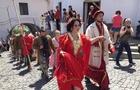 У Мукачівському замку відгуляли середньовічне весілля