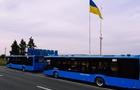 Нові автобуси вже прибули в Ужгород. Але не всі