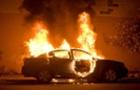 Вчора в Ужгороді згоріли два автомобіля