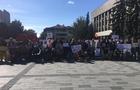 В Ужгороді протестували проти жорстокого поводження з тваринами