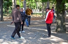 """В Ужгороді пройшов масовий міжнародний турнір з петанку - """"Каштан-2018"""""""
