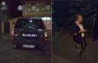 На Закарпатті водій тікав від патрульних понад сотню кілометрів (Відео)