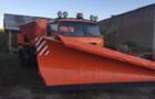Чехи подарували Перечину снігоприбиральну машину