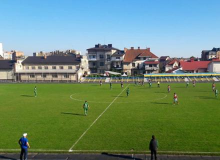 ФК Ужгород програв 0:2 у Колимиї