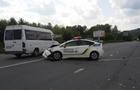 На Закарпатті в аварію знову потрапив автомобіль поліції. Є постраждалі (ФОТО)