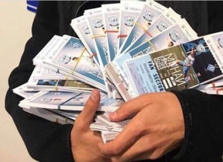 Сільський футбольний клуб на Закарпатті встановив рекорд по вартості квитків на кубковий матч