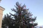 Чому Новорічна ялинка в закарпатській Сваляві розсмішила всю Україну