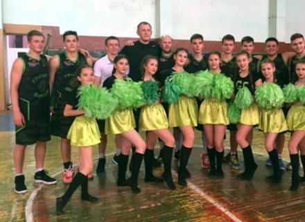 БК Ужгород розпочав змагання Першій лізі Українського чемпіонату