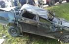 На Свалявщині вщент розбився легковик, є двоє постраждалих