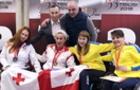 Надія Дьолог стала бронзовою призеркою на етапі Кубка світу