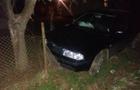 На Перечинщині п'яний водій тікав від поліцейських і заїхав у паркан приватного будинку