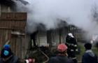 На Свалявщині у пожежі загинули двоє людей