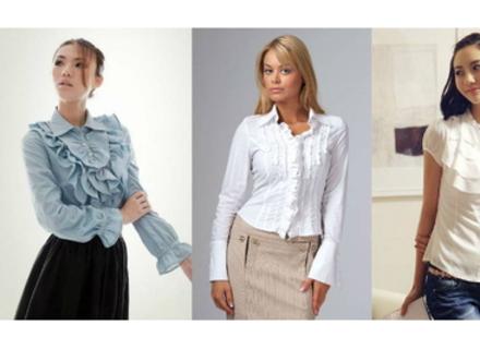 Основные правила выбора женских блузок