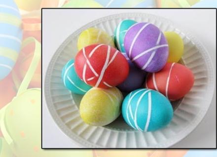 Як фарбувати яйця на Пасху