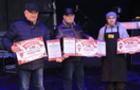 В Мукачеві відзначили переможців найбільшого винного фестивалю країни «Червене вино»