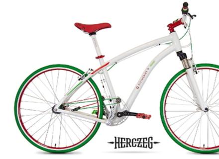 В Угорщині винайшли велосипед без ланцюга, але з педалями