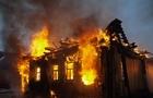 На Тячівщині вогонь знищив лазню і будинок. Є жертви