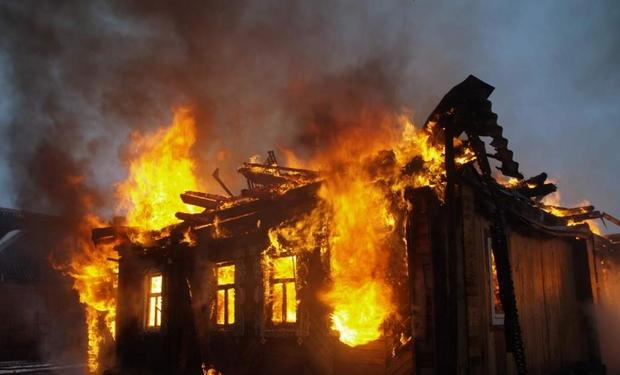 На Тячівщині внаслідок пожежі загинула людина