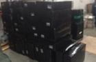 На Закарпатті прикордонники виявили у вантажівці з макулатурою 105 коробок з брендовим одягом та взуттям