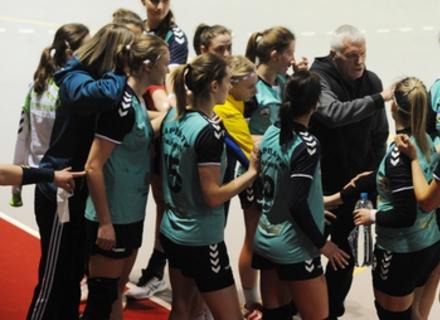 ГК Карпати здобувають чотири очки у матчах з київським ТНУ