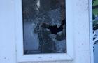 В Ужгороді невідомі розбили каменем вікно в храмі