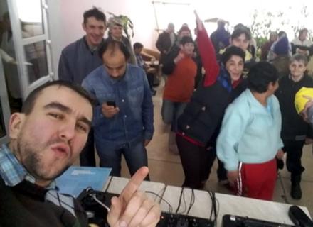 Ужгородський ді-джей влаштував дискотеку у психлікарні