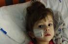 Невідомий благодійник повністю оплатив дорогу операцію дівчинці із Закарпаття, яка не могла їсти