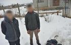 В Ужгороді поліцейські ганялися за грабіжниками по полю