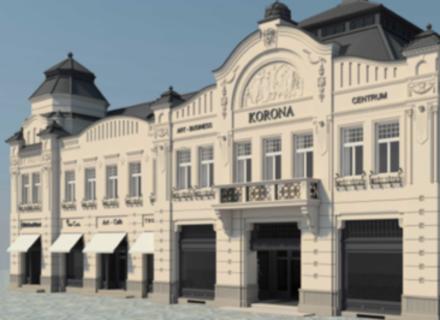 Замість елітної історичної будівлі в центрі Ужгорода - довгобуд зі скандалами