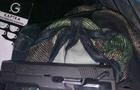 Закарпатська поліція затримала озброєних молодиків-наркоманів