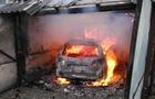 Люди, які були в палаючому будинку у Мукачеві, навіть не здогадувалися, що будинок горить (ФОТО)