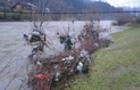 Москаль: Теперішній паводок на Закарпатті показав ще одну проблему, – сміття!