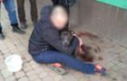 В Ужгороді знайшли собаку породи пітбуль з численними ножовими пораненнями