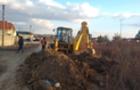 На Ужгородщині ескаватор зачепив газопровід- два села залишилися без газу