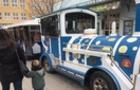 Зареєстровано петицію з вимогою зміни маршруту прогулянкового паровозика в Ужгороді