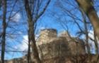 На Закарпатті впав дах з вежі древнього замку (ФОТО)