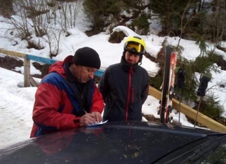 У горах Рахівщини заблукав турист з Києва