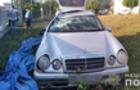 Мешканець Дніпропетровщини викрав у мукачівця Мерседес і потрапив на ньому в аварію