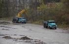 На Рахівщині за сприяння посадовця лісгоспу незаконно видобували гравій з річки