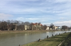 В Ужгороді заборонили ловити рибу на Ужі і встановили відповідні вказівники із застереженнями