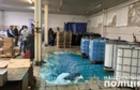 На Закарпатті кіберполіція вилучила з обігу майже 100 тон фальсифікованої побутової хімії