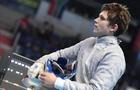 Василь Гумен став чемпіоном світу з фехтування серед кадетів