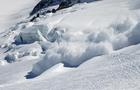 На Закарпатті зафіксовано сходження двох снігових лавин