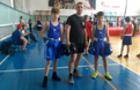 Ужгородські боксери здобули медалі на змаганні в Немирові