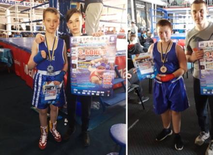 Ужгородські боксери здобули медалі на турнірі у Львові