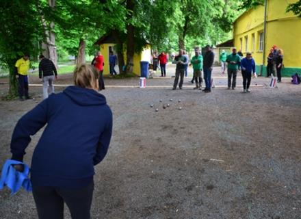 В Ужгороді відбувся один з найбільших в центральній Європі турнірів з петанку