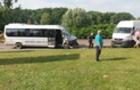 Біля Мукачева в аварію потрапив автобус з дітьми