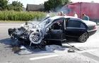 Закарпатський священник оприлюднив фото з жахливої автоаварії, свідком якої він став (ФОТО)
